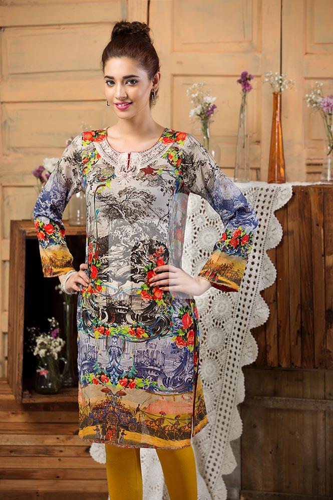 Nisha by Nishat Linen Colorful Tunics & Kurtis Pret Eid Collection 2016-2017 (11)