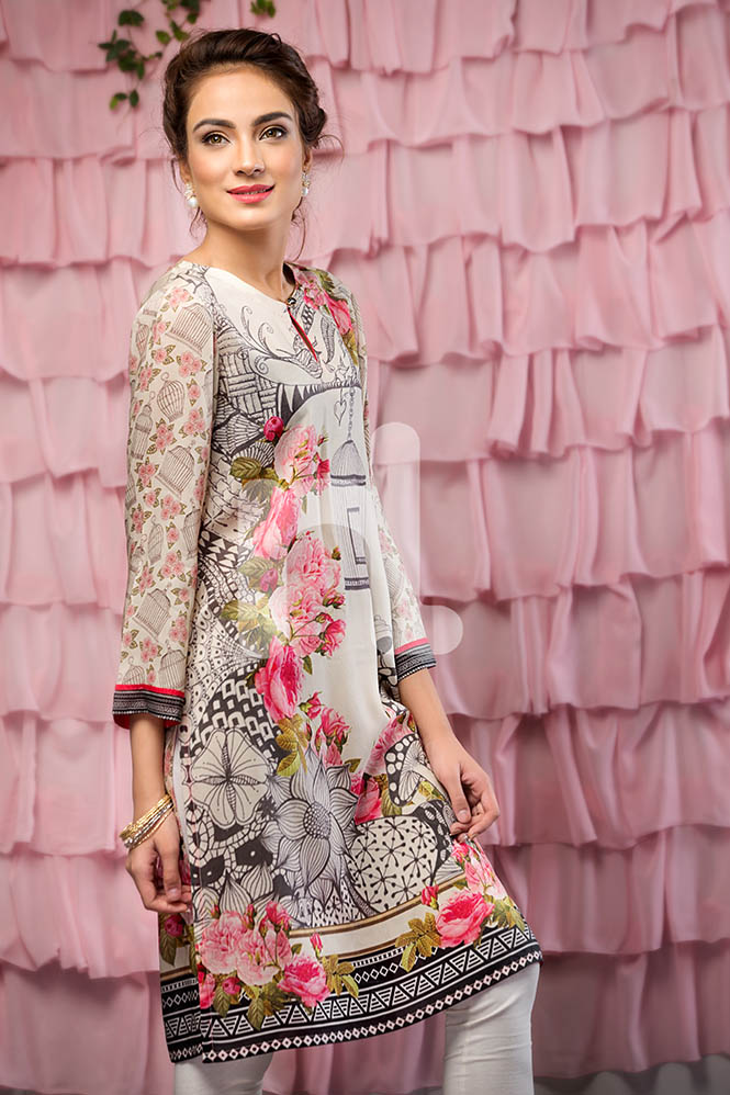 Nisha by Nishat Linen Colorful Tunics & Kurtis Pret Eid Collection 2016-2017 (12)