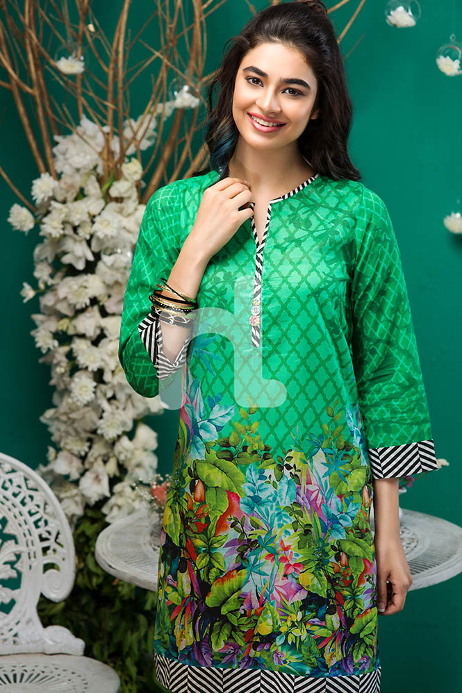 Nisha by Nishat Linen Colorful Tunics & Kurtis Pret Eid Collection 2016-2017 (20)