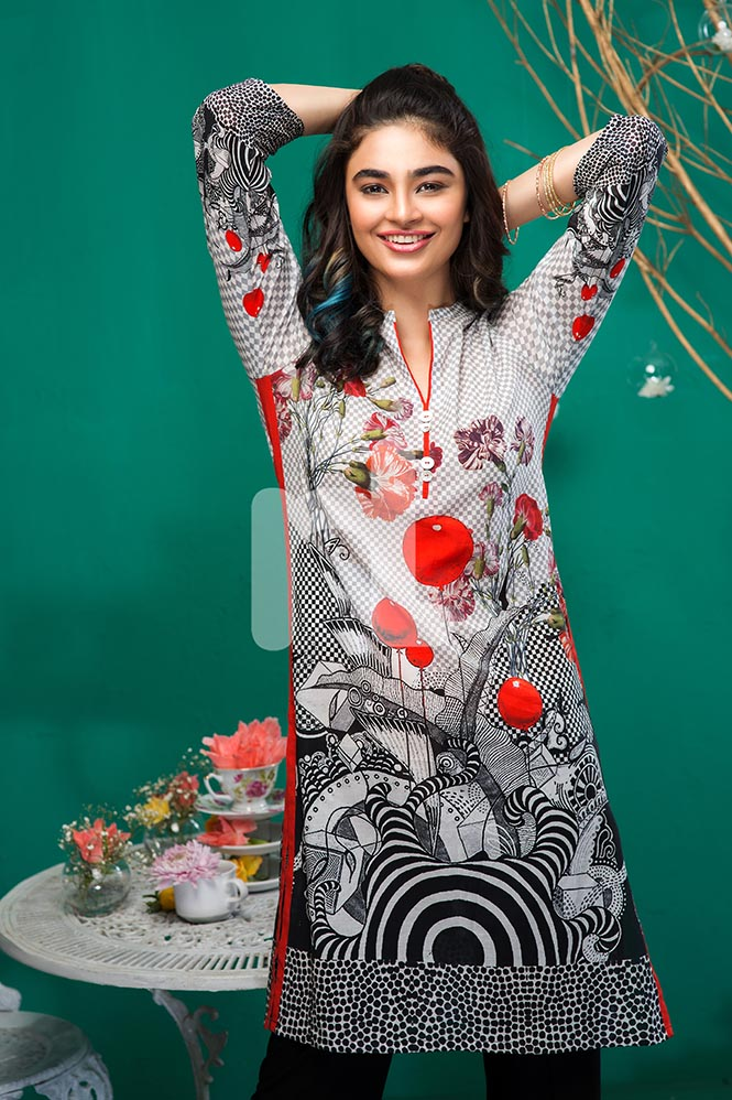 Nisha by Nishat Linen Colorful Tunics & Kurtis Pret Eid Collection 2016-2017 (22)