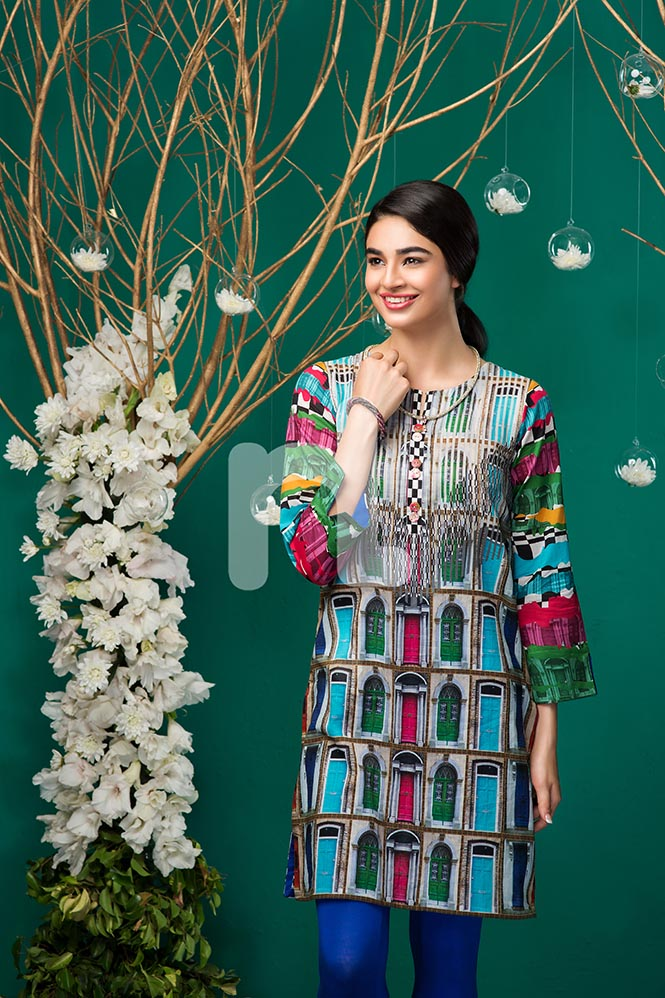 Nisha by Nishat Linen Colorful Tunics & Kurtis Pret Eid Collection 2016-2017 (25)
