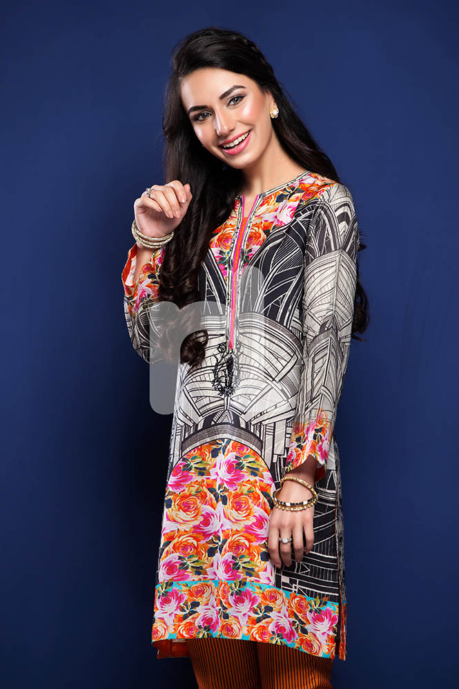 Nisha by Nishat Linen Colorful Tunics & Kurtis Pret Eid Collection 2016-2017 (6)