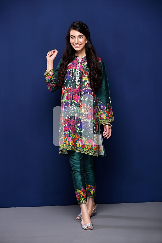 Nisha by Nishat Linen Colorful Tunics & Kurtis Pret Eid Collection 2016-2017 (7)