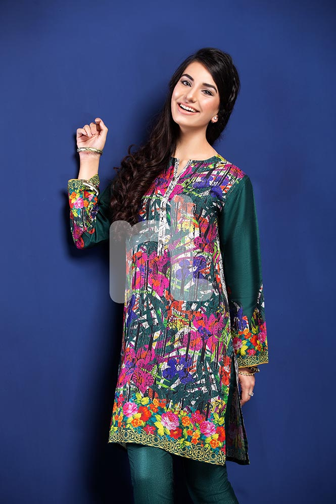 Nisha by Nishat Linen Colorful Tunics & Kurtis Pret Eid Collection 2016-2017 (8)