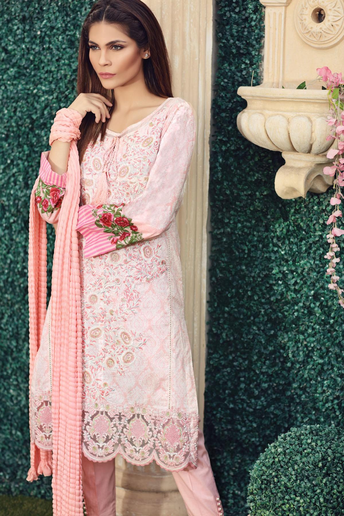 Origins Fancy Dresses Eid Festive Collection 2016-2017 for Girls (16)
