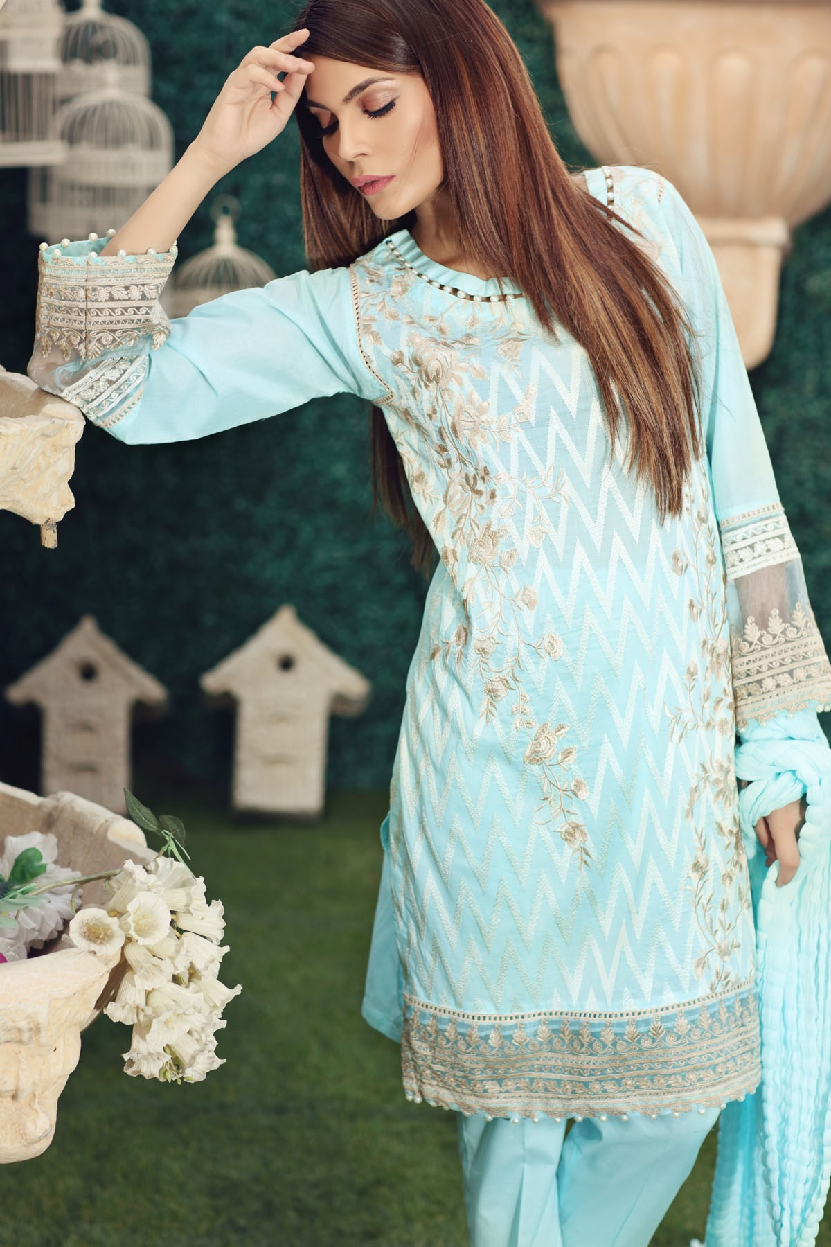 Origins Fancy Dresses Eid Festive Collection 2016-2017 for Girls (5)