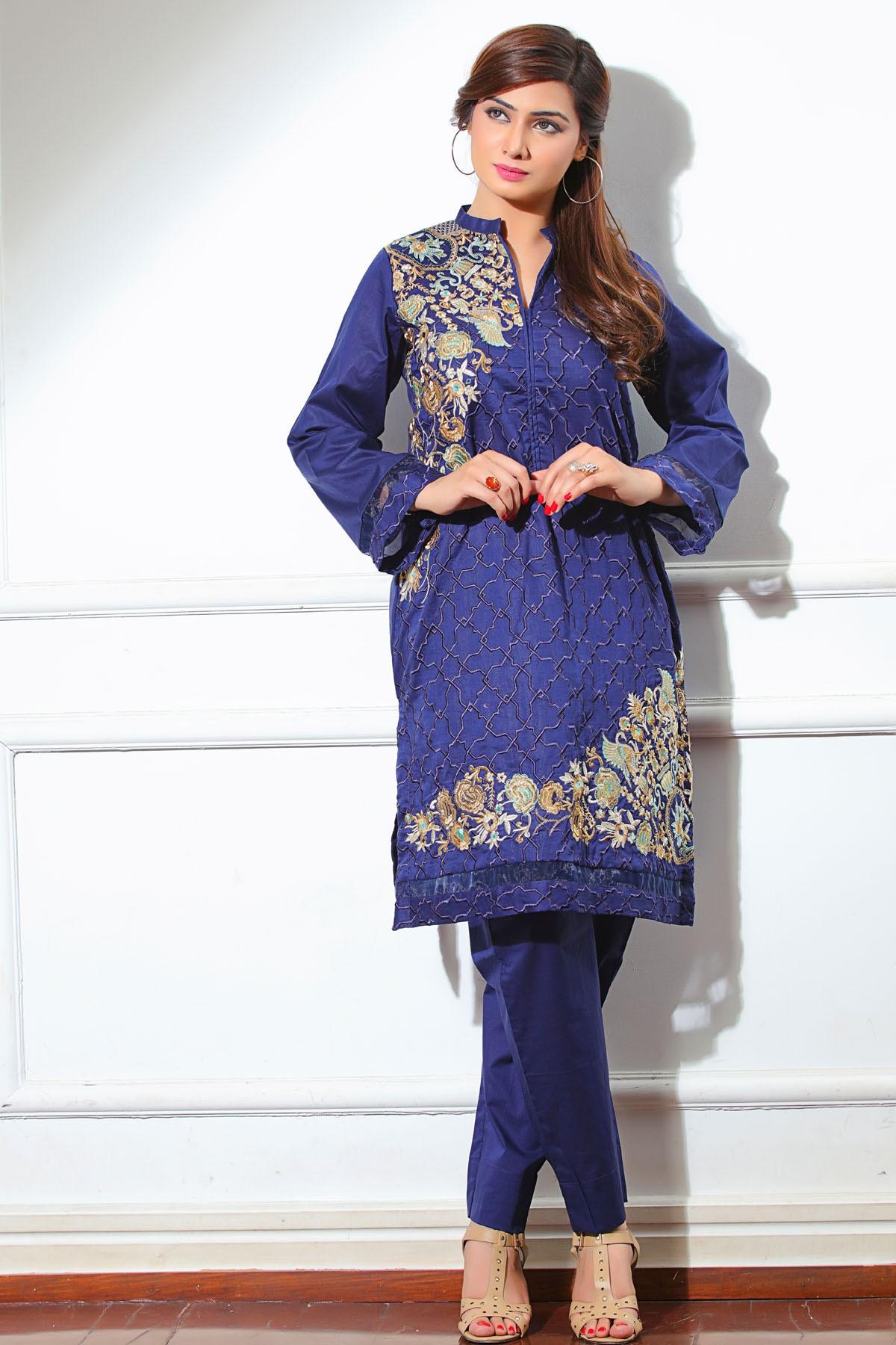 Origins Fancy Dresses Eid Festive Collection 2016-2017 for Girls (7)