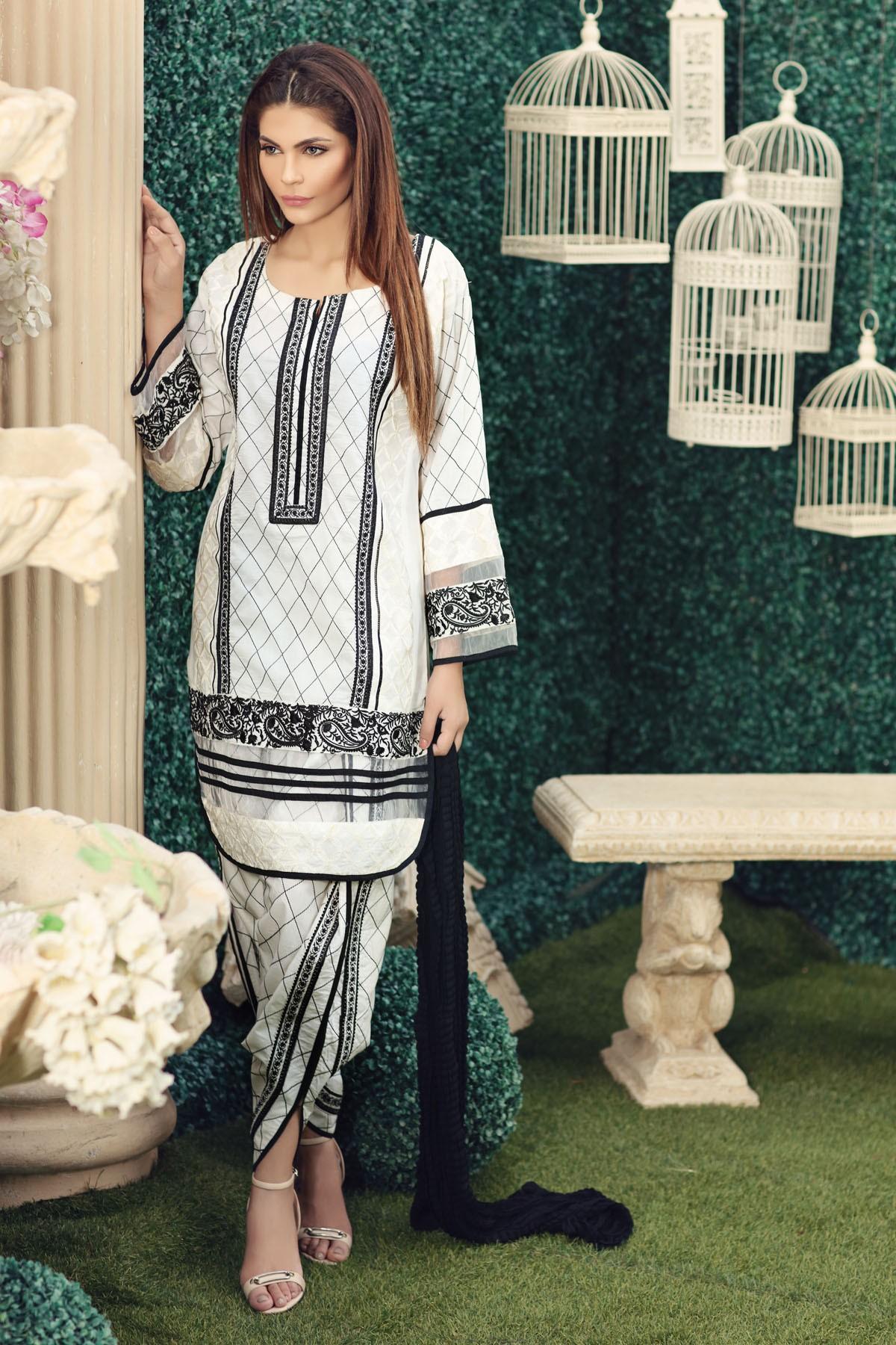 Origins Fancy Dresses Eid Festive Collection 2016-2017 for Girls (9)