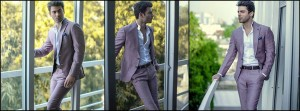 Republic By Omar Farooq Men Party Wear Suits Summer Collection 2015