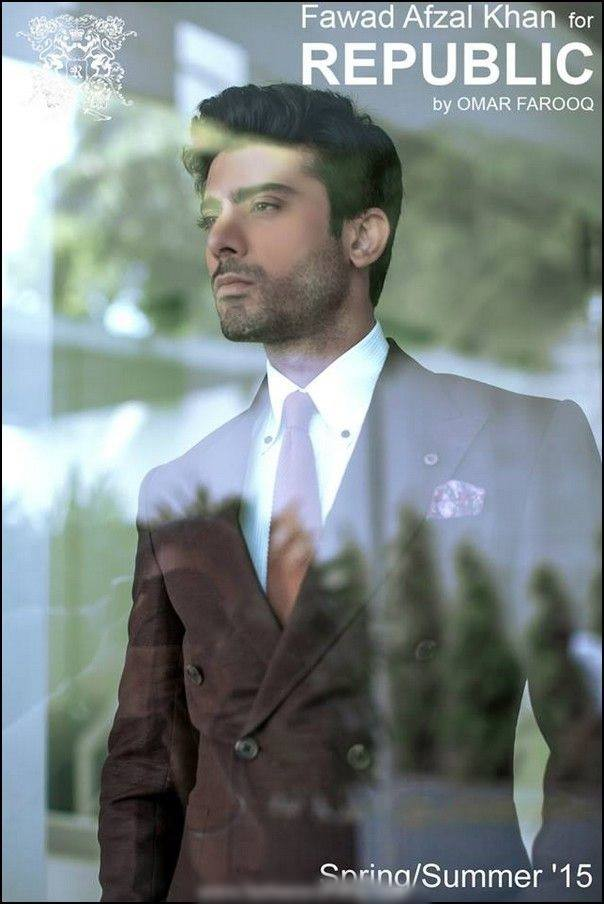 Republic By Omer Farooq Men Party Wear Suits Summer Collection 2015-2016 (18)