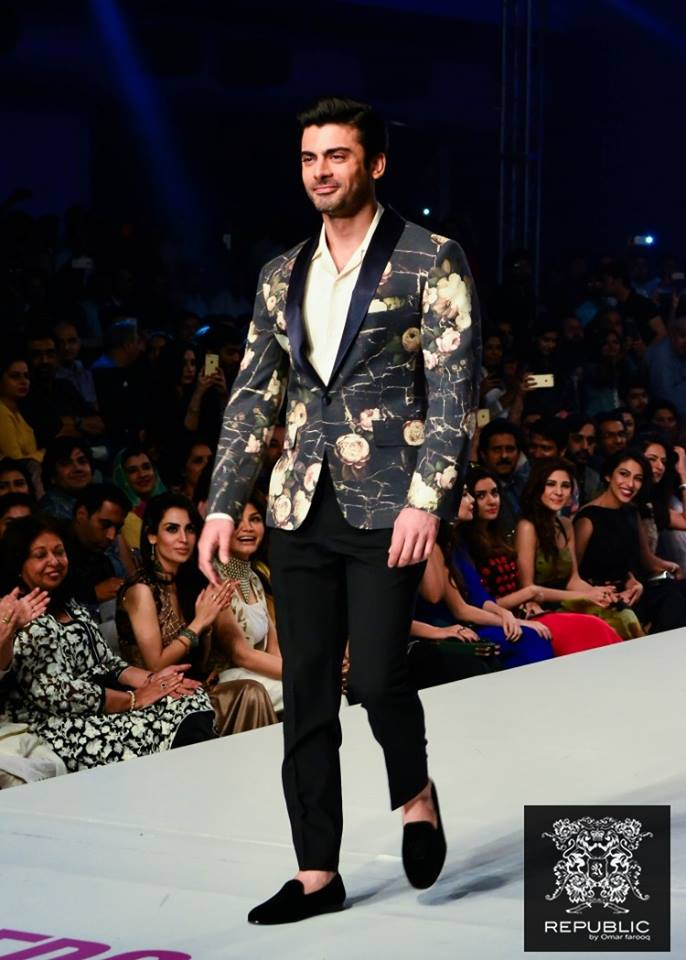 Republic By Omer Farooq Men Party Wear Suits Summer Collection 2015-2016 (2)