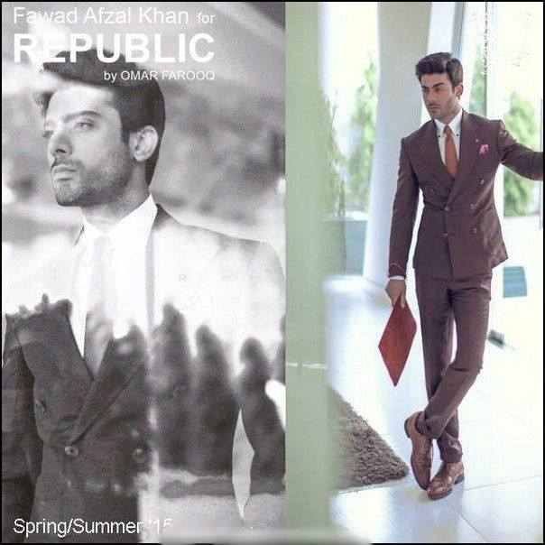 Republic By Omer Farooq Men Party Wear Suits Summer Collection 2015-2016 (23)