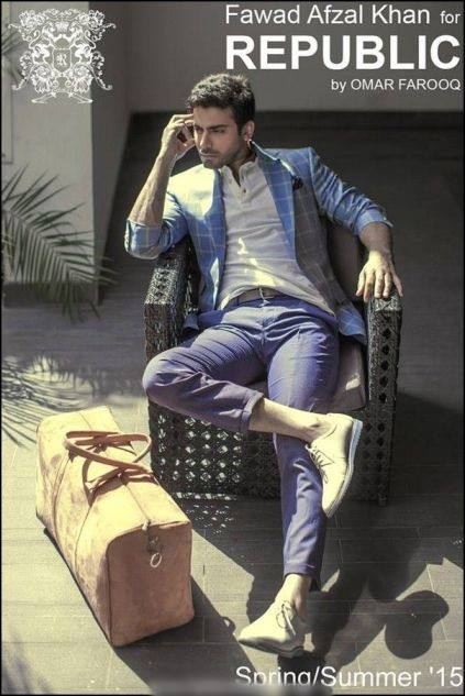 Republic By Omer Farooq Men Party Wear Suits Summer Collection 2015-2016 (27)
