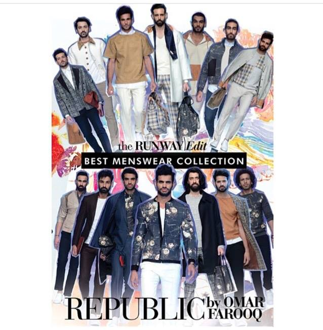 Republic By Omer Farooq Men Party Wear Suits Summer Collection 2015-2016 (7)