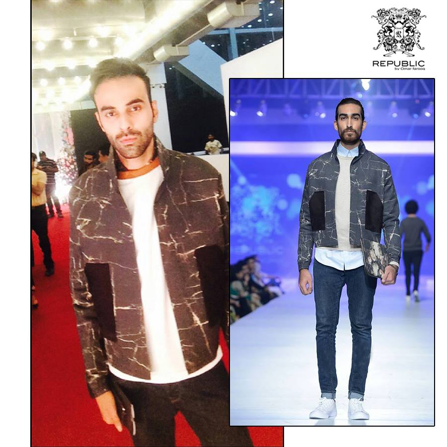 Republic By Omer Farooq Men Party Wear Suits Summer Collection 2015-2016 (8)