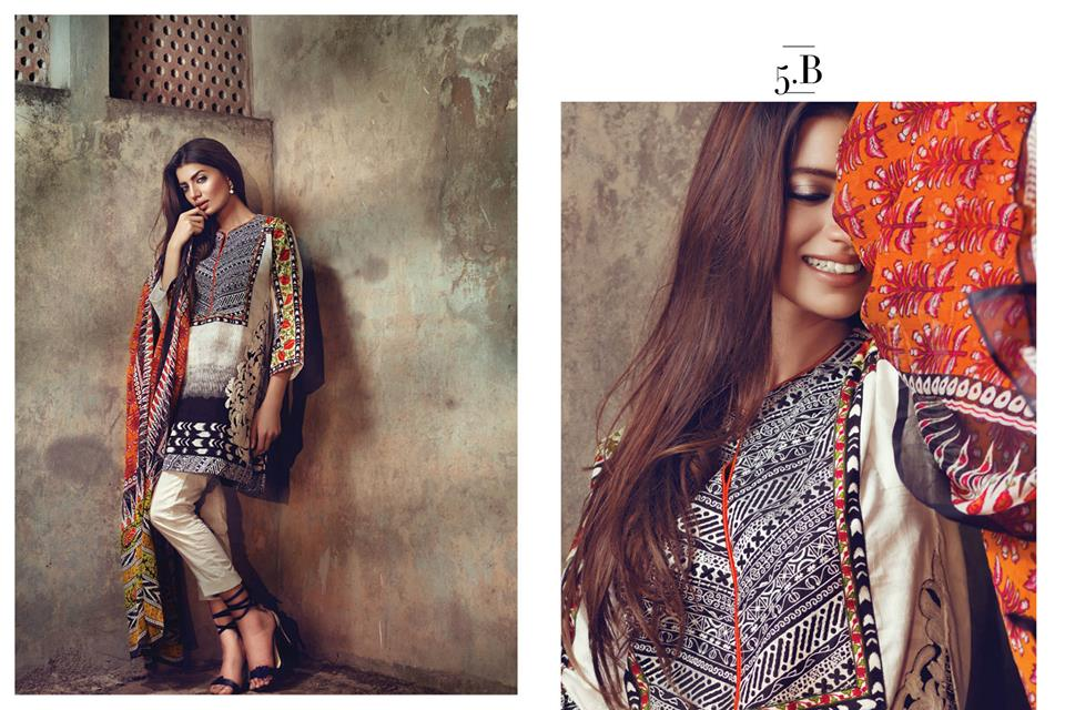 Sana Safinaz Luxurious Lawn Suits Eid Collection 2015-2016 (10)