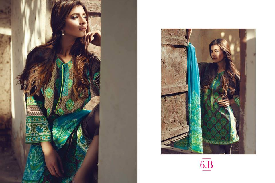 Sana Safinaz Luxurious Lawn Suits Eid Collection 2015-2016 (12)
