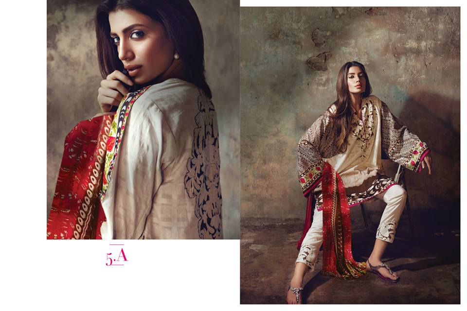 Sana Safinaz Luxurious Lawn Suits Eid Collection 2015-2016 (14)