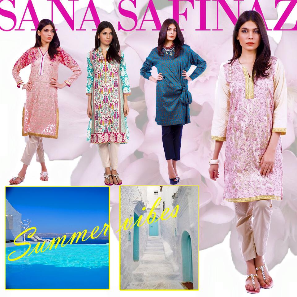 Sana Safinaz Luxurious Lawn Suits Eid Collection 2015-2016 (20)