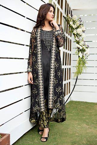 Zainab Hasan Chantilly De Lace Eid Formal Dresses Collection 2015-2016 (16)