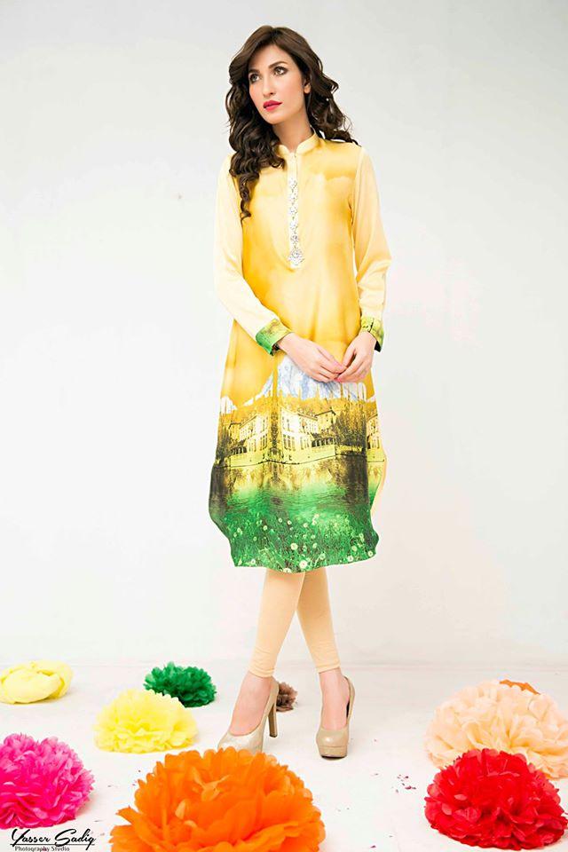 Zainab Hasan Chantilly De Lace Eid Formal Dresses Collection 2015-2016 (17)