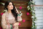 Zainab Hasan Chantilly De Lace Eid Formal Dresses Collection 2015-2016 (18)