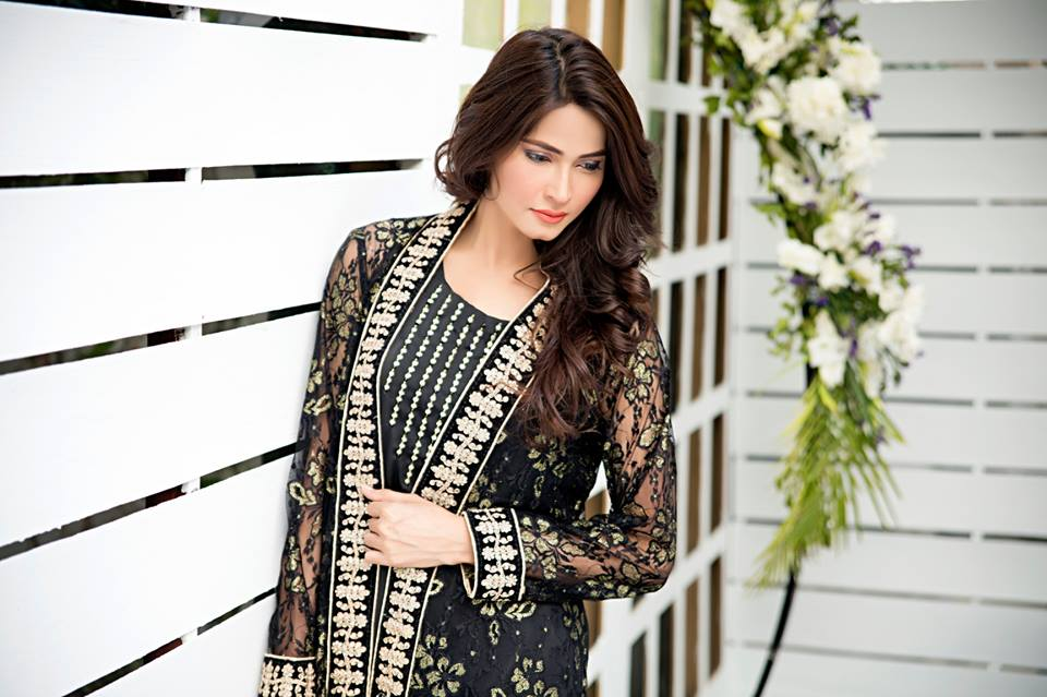 Zainab Hasan Chantilly De Lace Eid Formal Dresses Collection 2015-2016 (2)