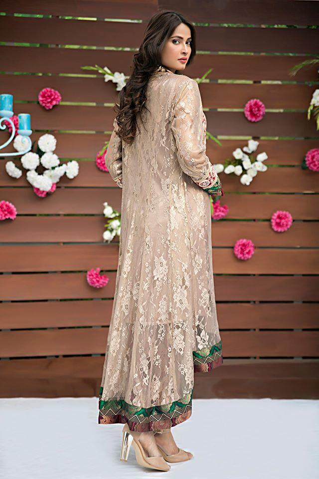 Zainab Hasan Chantilly De Lace Eid Formal Dresses Collection 2015-2016 (20)