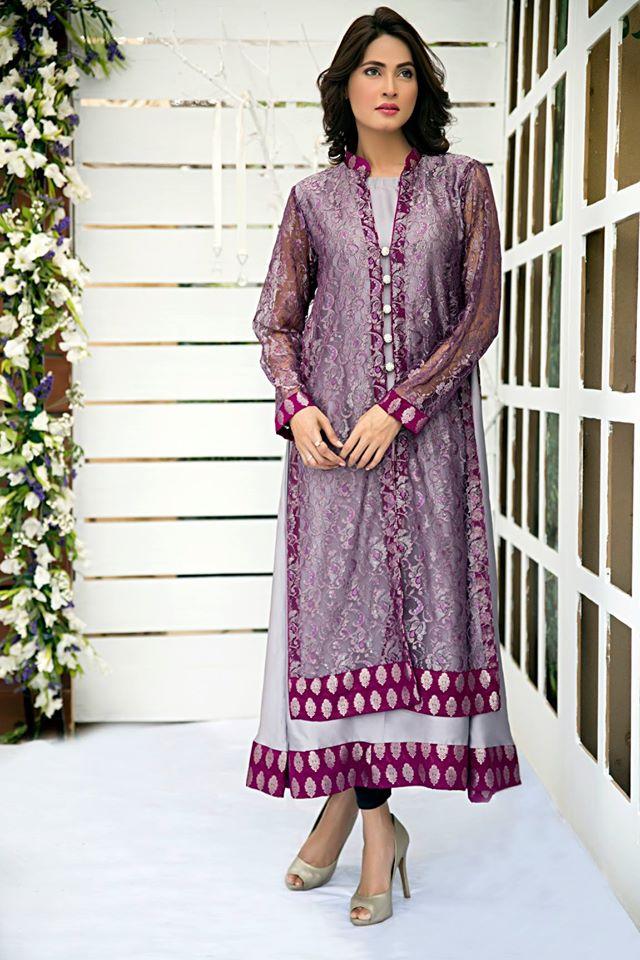 Zainab Hasan Chantilly De Lace Eid Formal Dresses Collection 2015-2016 (21)