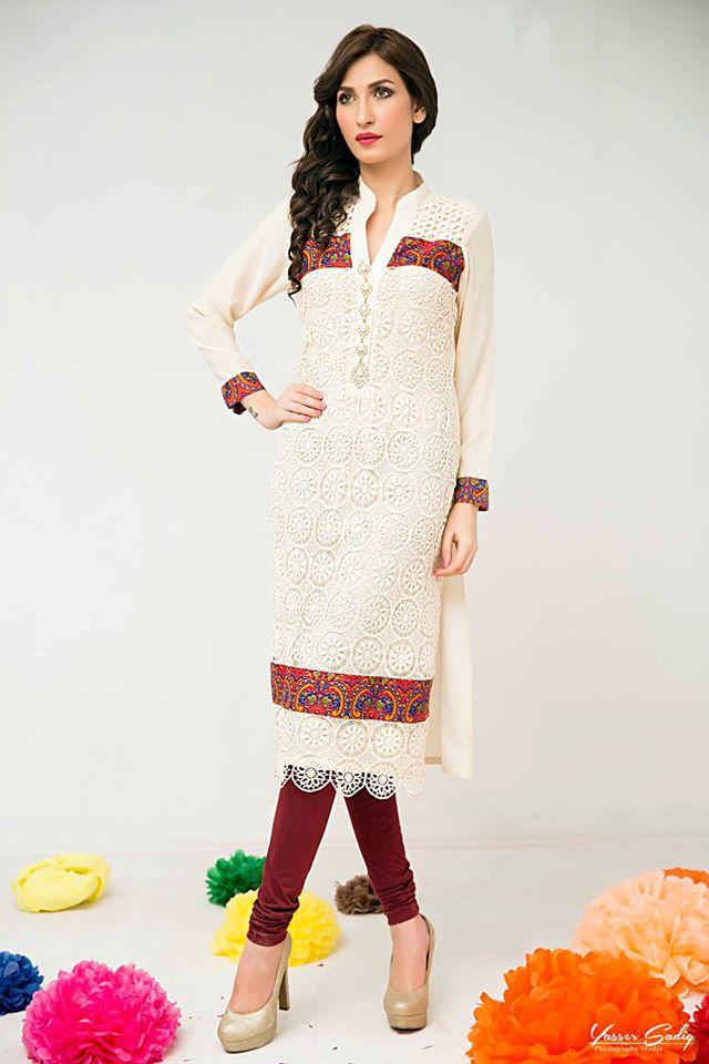 Zainab Hasan Chantilly De Lace Eid Formal Dresses Collection 2015-2016 (22)