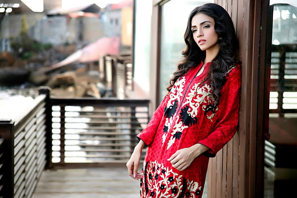 Zainab Hasan Chantilly De Lace Eid Formal Dresses Collection 2015-2016 (34)