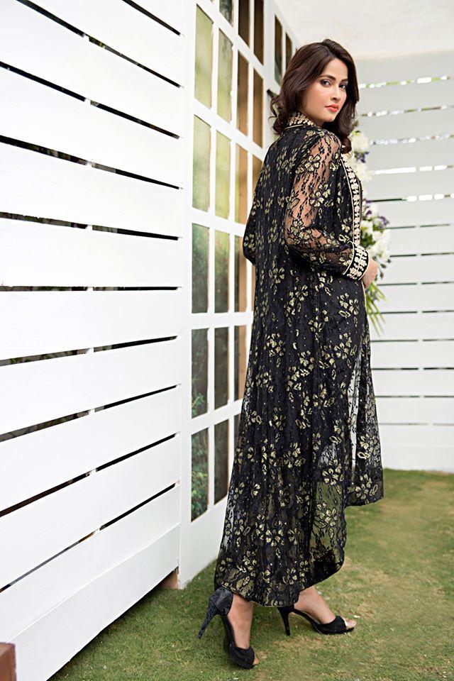 Zainab Hasan Chantilly De Lace Eid Formal Dresses Collection 2015-2016 (5)