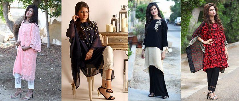 Change Best Ladies Summer Formal Dresses Kurta Styles & Design