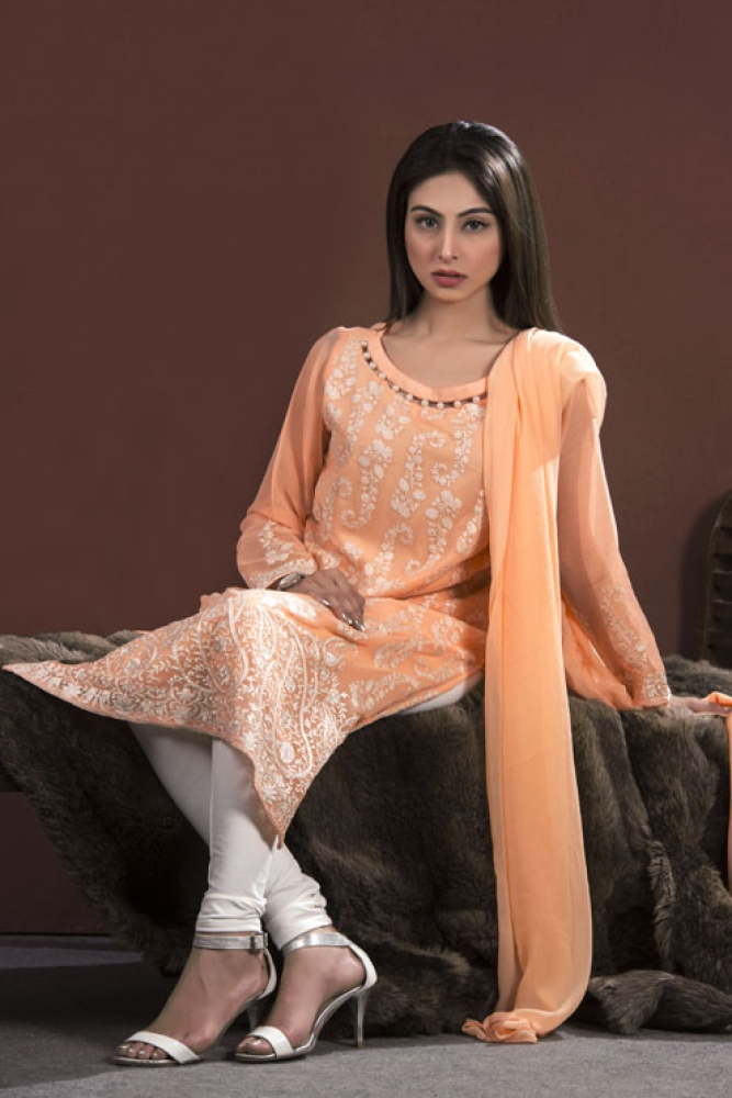 7b8f6587f83e Change Ladies Summer Formal Dresses Kurta Styles   Designs (2). Shop here   www.changeclothings.com.pk