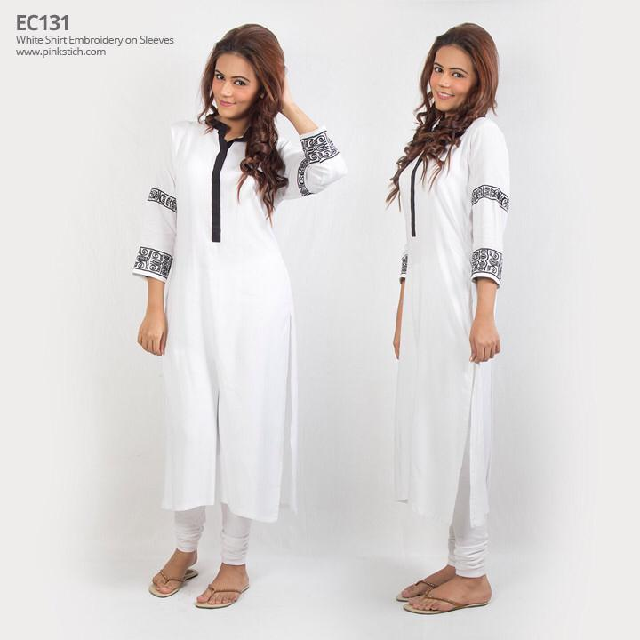 Colorful Stylish Kurta Dresses for Women By Pinkstich Collection 2015-2016 (11)