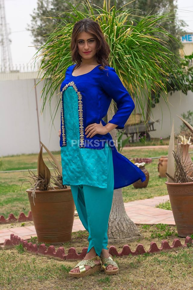 women colourful stylish kurta dresses collection 2017