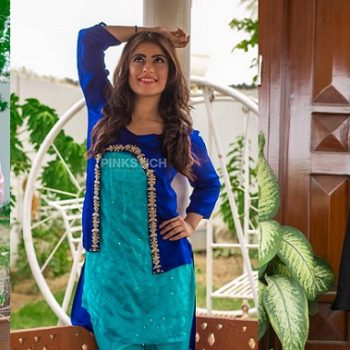 Colourful Stylish Kurta Dresses for Women 2017-2018 By Pinkstich