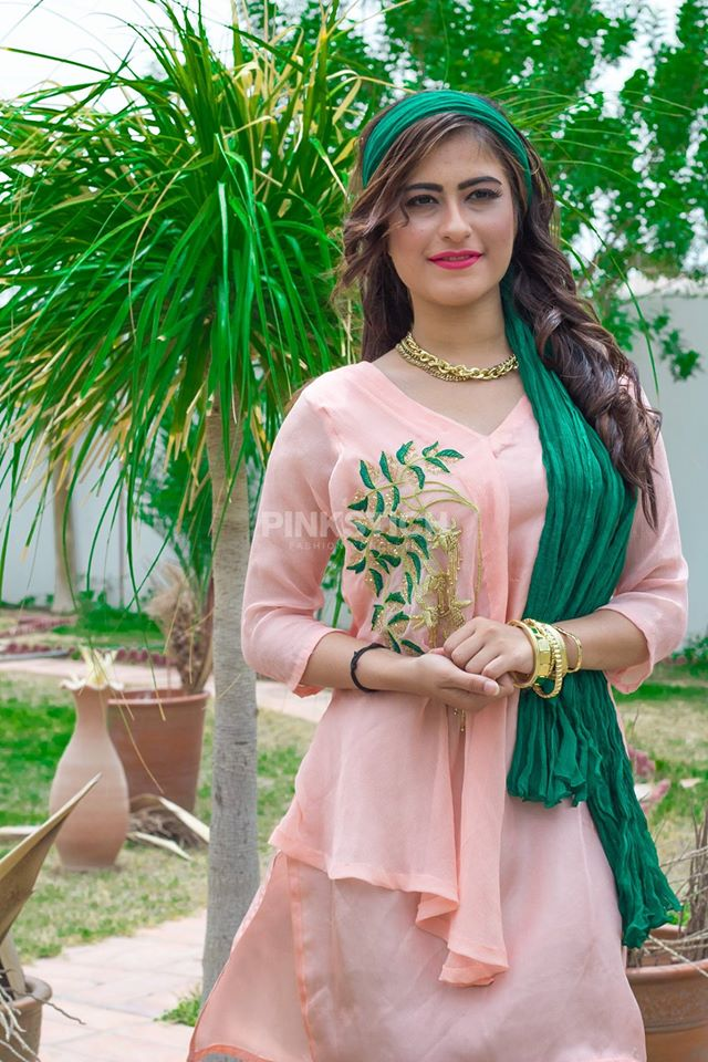Colourful Stylish Kurta Dresses for Women (8)
