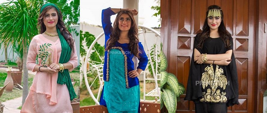 Colourful Stylish Kurta Dresses for Women