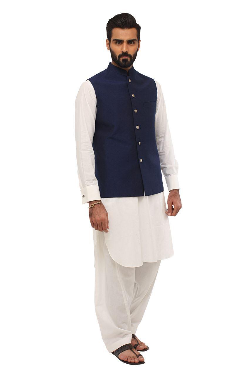 Eid Dresses for Men & Women 2016-17 by Deepak Perwani