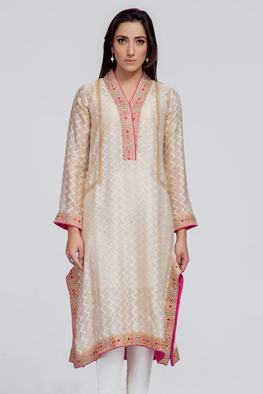 Deepak Perwani Stunning Eid Dresses 2016-2017 for Men & Women collection (25)