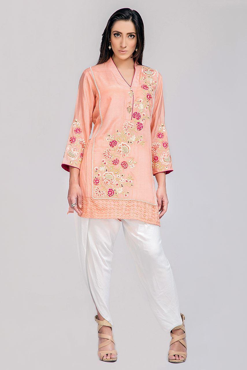 Deepak Perwani Stunning Eid Dresses 2016-2017 for Men & Women collection (27)