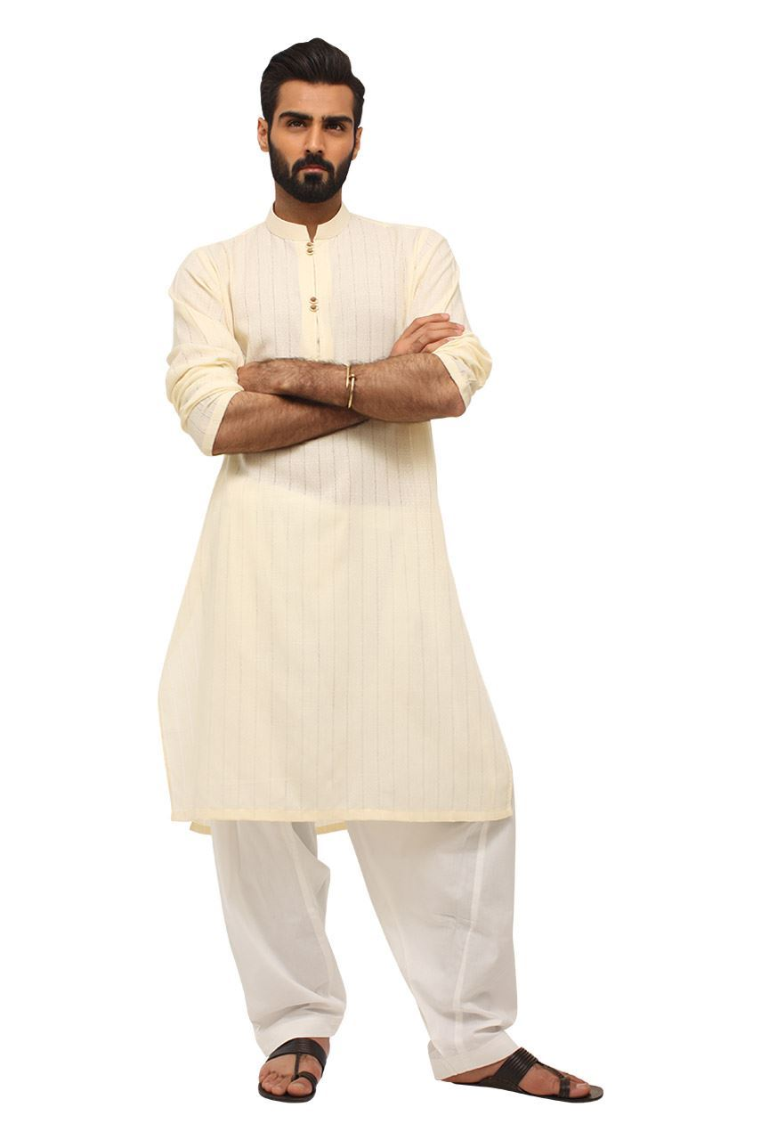 Deepak Perwani Stunning Eid Dresses 2016-2017 for Men & Women collection (3)