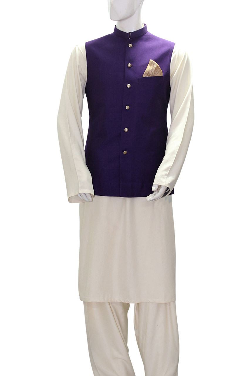 Deepak Perwani Stunning Eid Dresses 2016-2017 for Men & Women collection (6)