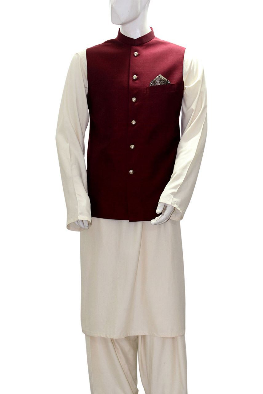 Deepak Perwani Stunning Eid Dresses 2016-2017 for Men & Women collection (8)
