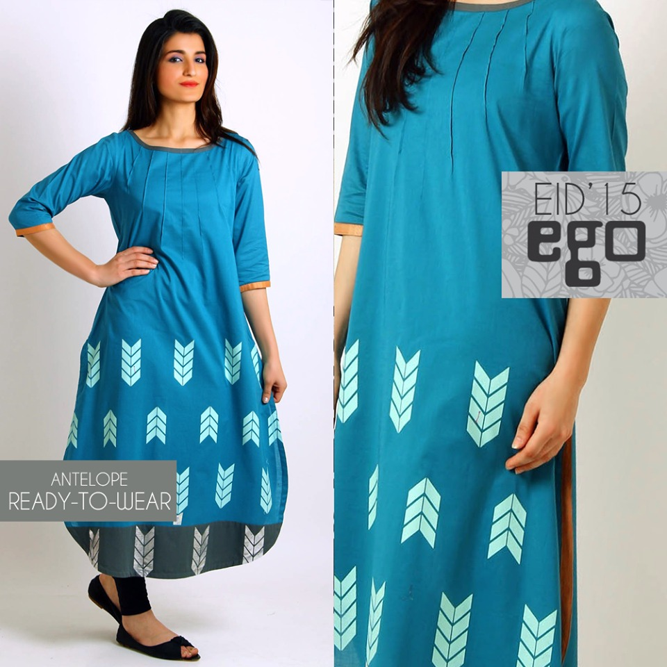 EGO Latest Cool Designer Shirts Eid Formal Collection 2015-2016 (1)
