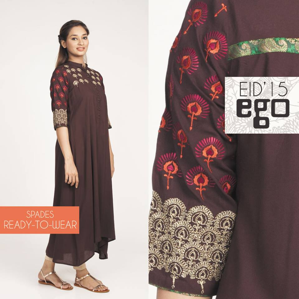 EGO Latest Cool Designer Shirts Eid Formal Collection 2015-2016 (10)