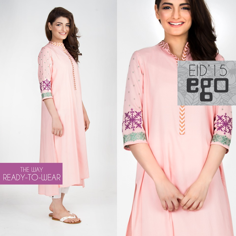 EGO Latest Cool Designer Shirts Eid Formal Collection 2015-2016 (2)