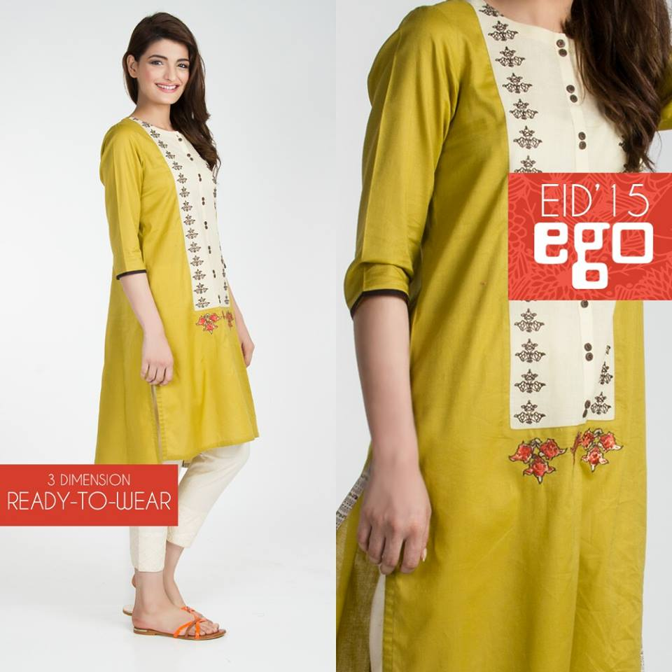 EGO Latest Cool Designer Shirts Eid Formal Collection 2015-2016 (22)