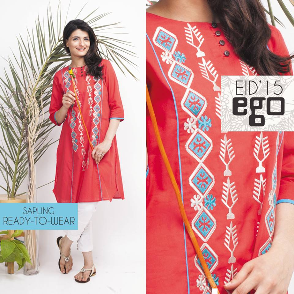 EGO Latest Cool Designer Shirts Eid Formal Collection 2015-2016 (23)